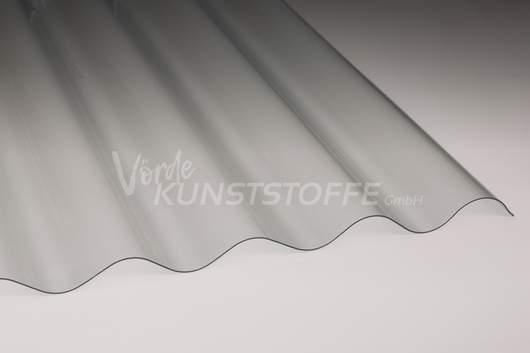Ondex® HR Wellplatten 76/18 farblos hagelsicher
