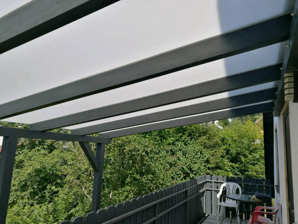 Favorit Doppelstegplatten für moderne Terrassendächer   Vörde Kunststoffe WH62
