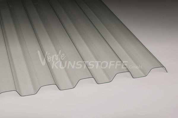 Ondex® HR Trapezplatten Lichtplatten 70/18 farblos hagelsicher