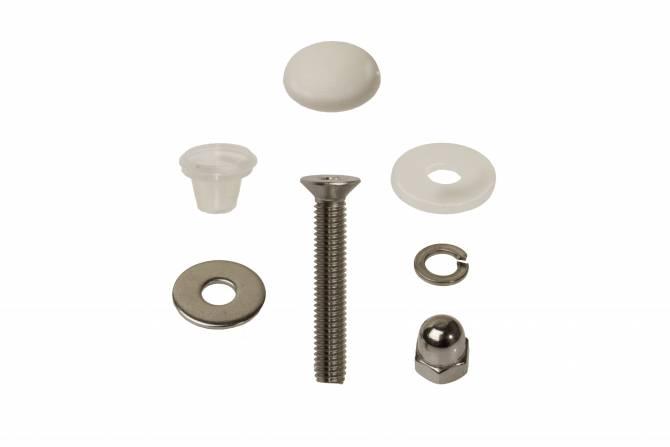 Montagesatz Balkonschrauben für Kronoplan/KronoART®