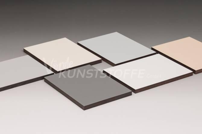Kronoplan® HPL-Platten 8mm Fassadenplatten Balkonplatten