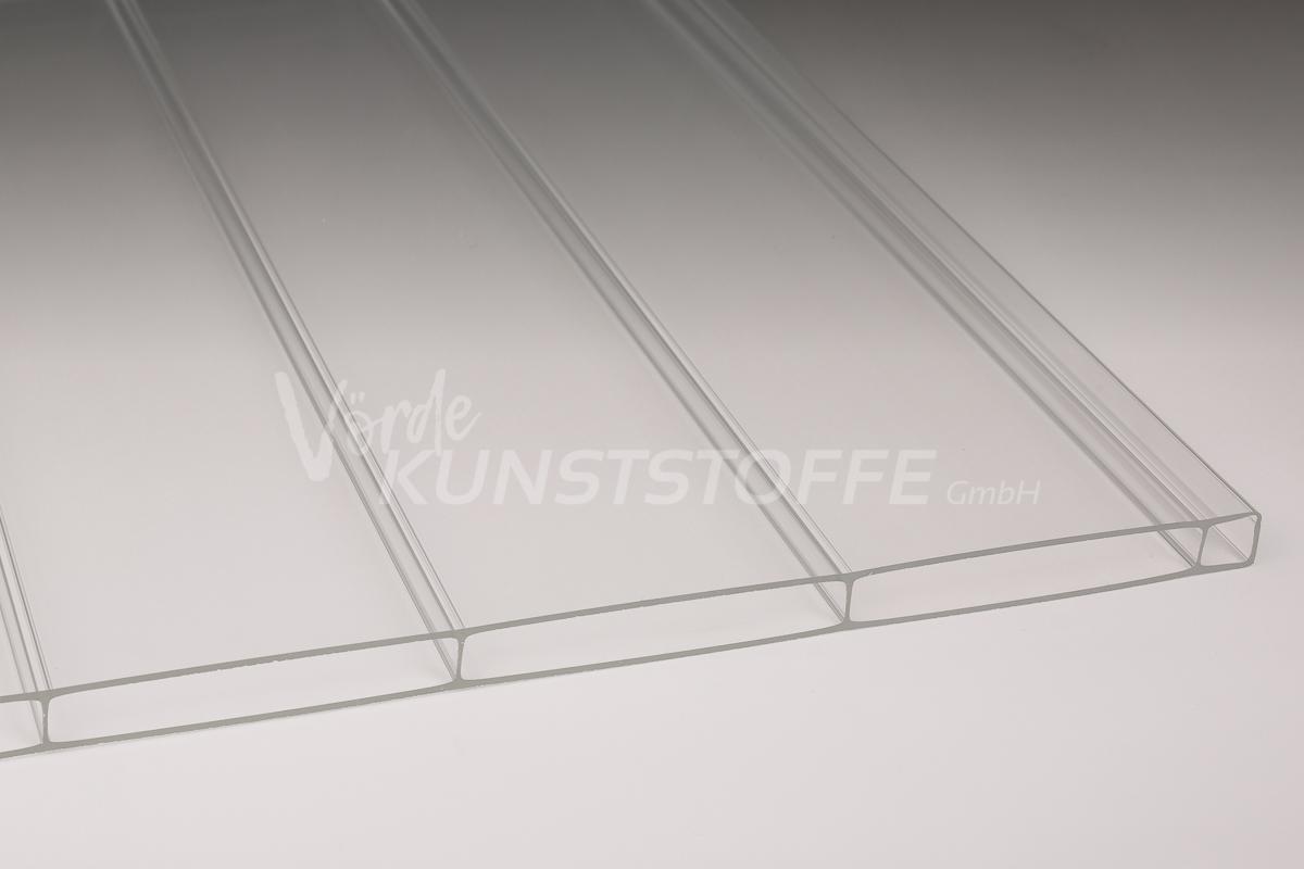 stegplatten 16 96 breitkammer farblos 16mm kaufen v rde kunststoffe. Black Bedroom Furniture Sets. Home Design Ideas