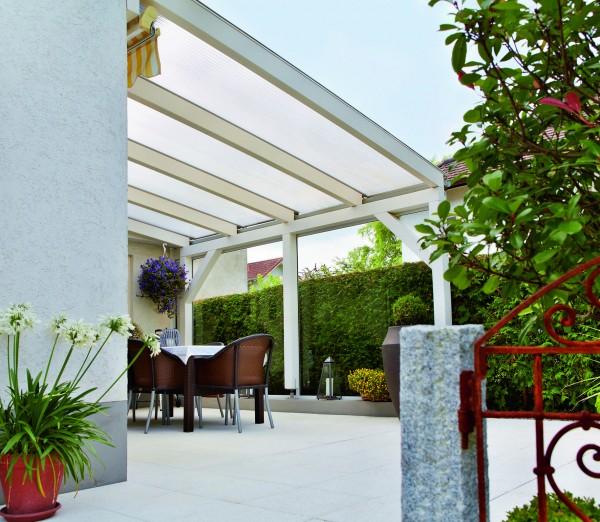 welche stegplatten sind bei terrassen berdachungen zu empfehlen v rde kunststoffe. Black Bedroom Furniture Sets. Home Design Ideas