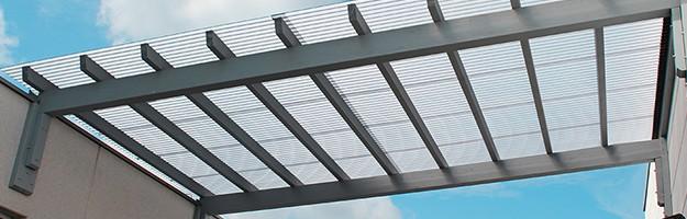 Gut gemocht Hagelsichere Lichtplatten und Stegplatten kaufen - Qualität DZ92