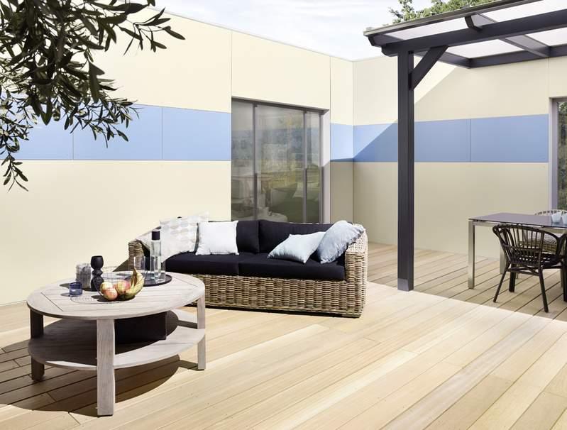 Fur Die Fassaden Und Balkonverkleidung Hpl Platten Von Kronoart