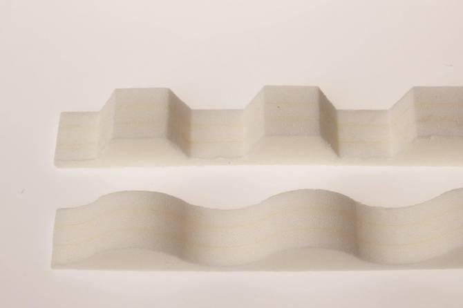 Profilfüller für Lichtplatten