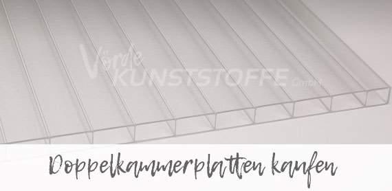Doppelkammerplatten online für Bremen bei Vörde Kunststoffe kaufen