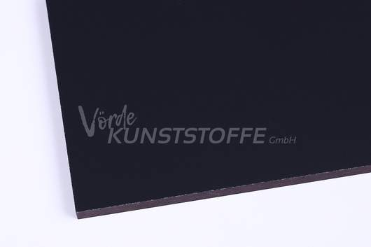 Uniplan UV HPL-Platten 6mm anthrazit