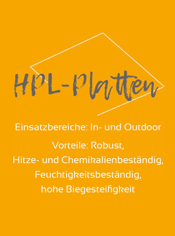 HPL Platten kaufen