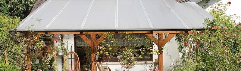 Stegplatten Polycarbonat kaufen bei Vörde Kunststoffe