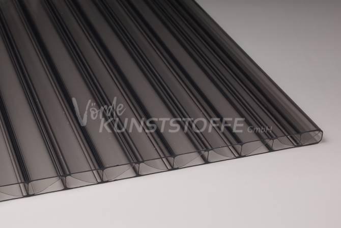 Doppelstegplatten Marlon Premium in graphit
