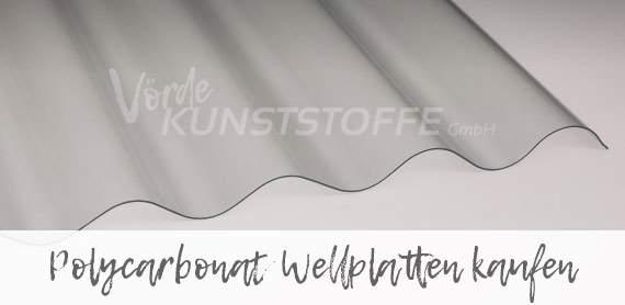Wellplatten aus Polycarbonat online kaufen für Duisburg