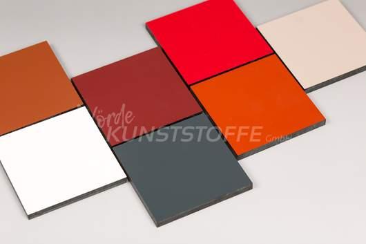 Trespa HPL-Platten 8 mm beidseitig dekor