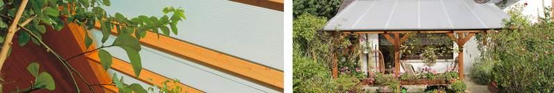 Doppelstegplatten kaufen - Das sind die Vorteile der Doppelstegplatte